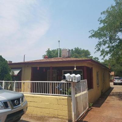 Albuquerque NM Multi Family Home For Sale: $99,999