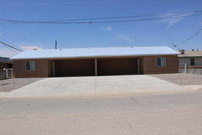 Valencia County Multi Family Home For Sale: 133 10th Street