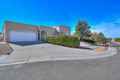 Single Family Home For Sale: 9676 Redmont Road NE