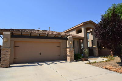 Bernalillo Single Family Home For Sale: 1148 San Augustin Drive