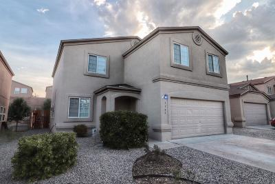 Rio Rancho Single Family Home For Sale: 1746 Gallinas Road NE