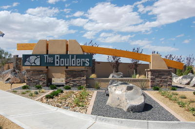 Albuquerque Single Family Home For Sale: 6024 Boulder Canyon Road NW