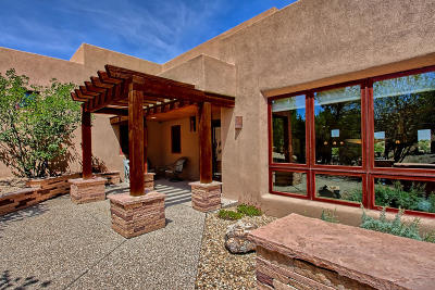 Tijeras, Cedar Crest, Sandia Park, Edgewood, Moriarty, Stanley Single Family Home For Sale: 5 Anasazi Trail