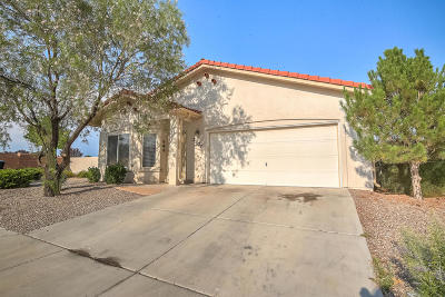 Albuquerque Single Family Home For Sale: 3300 Rio Seco Drive SW
