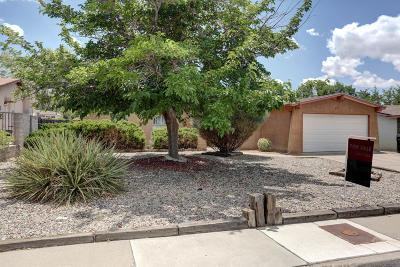 Single Family Home For Sale: 7204 Winans Drive NE