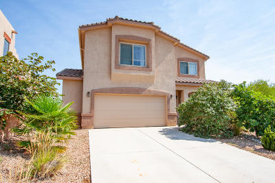 Bernalillo Single Family Home For Sale: 1208 San Marcos Drive