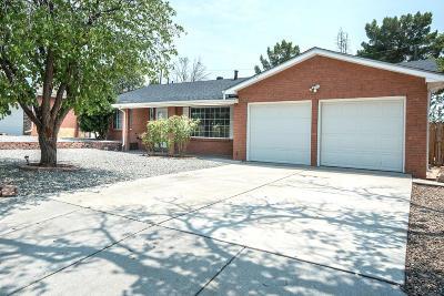 Single Family Home For Sale: 4140 Alcazar Street NE