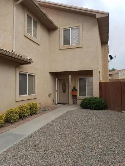 Albuquerque Single Family Home For Sale: 6516 Rancho Ladera Road NE