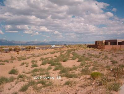 Albuquerque Residential Lots & Land For Sale: 6508 Onyx Court NW