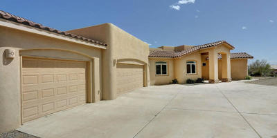 Rio Rancho Single Family Home For Sale: 6747 Granada Road NE