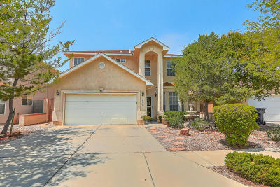 Albuquerque Single Family Home For Sale: 1927 Yarbrough Place NW