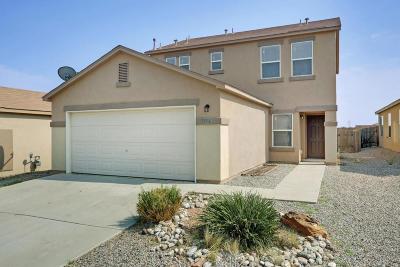 Albuquerque Single Family Home For Sale: 7976 Austin Avenue NW