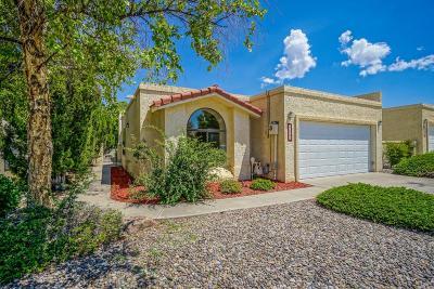 Single Family Home For Sale: 11033 Malaguena Lane NE