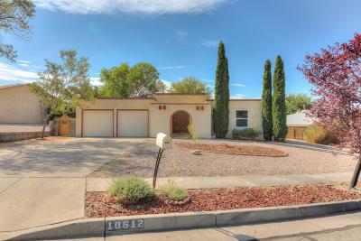 Single Family Home For Sale: 10612 Hagen Road NE