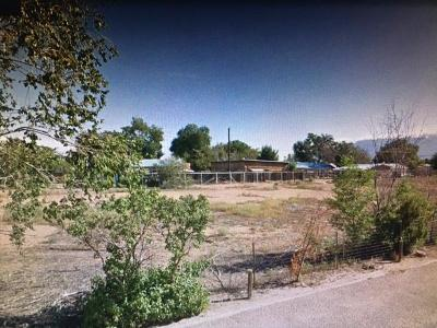 Albuquerque Residential Lots & Land For Sale: 504 Camino Espanol Road NW