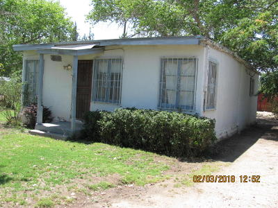 Albuquerque Single Family Home For Sale: 1437 Gallegos Road SW