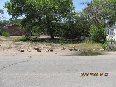 Albuquerque Residential Lots & Land For Sale: 1437 Gallegos Road SW