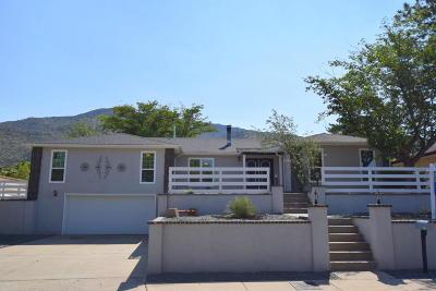 Albuquerque Single Family Home For Sale: 2812 Casa Del Norte Drive NE