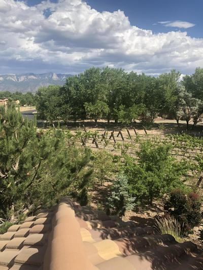 Bernalillo Residential Lots & Land For Sale: Lot 32 Bosque Encantado