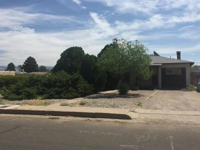Albuquerque Single Family Home For Sale: 800 Cagua Drive SE