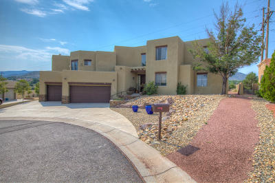 Albuquerque NM Single Family Home For Sale: $449,900