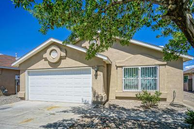 Albuquerque Single Family Home For Sale: 8605 Silverado Avenue SW