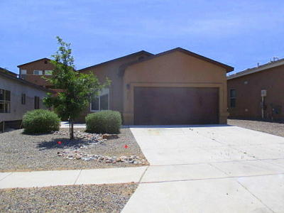 Rio Rancho Single Family Home For Sale: 2700 Wilder Loop NE