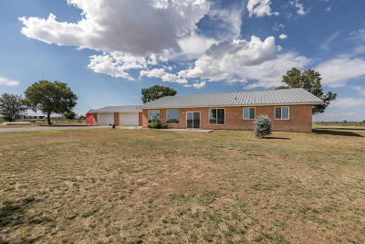 Tijeras, Cedar Crest, Sandia Park, Edgewood, Moriarty, Stanley Single Family Home For Sale: 34 Seville Avenue