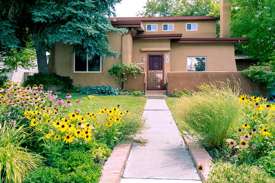 Albuquerque Single Family Home For Sale: 3220 Monterey Avenue SE