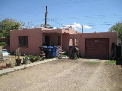 Albuquerque Multi Family Home For Sale: 514 Valencia Drive SE