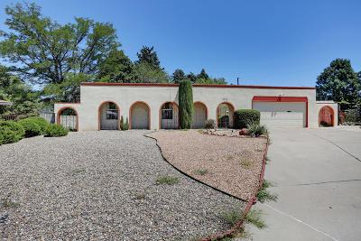 Albuquerque Single Family Home For Sale: 2926 Kentucky Street NE