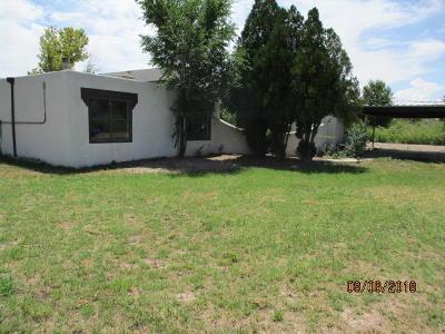 Valencia County Single Family Home For Sale: 12 Sandia Drive
