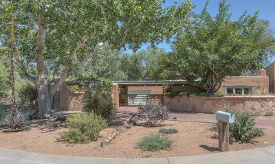 Albuquerque Single Family Home For Sale: 2829 Maximillian Road NW