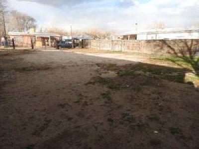 Albuquerque Residential Lots & Land For Sale: Bell Avenue SW