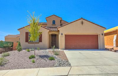 rio rancho Single Family Home For Sale: 1111 Rosarito Drive SE