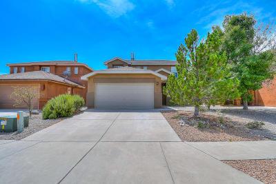 Albuquerque NM Single Family Home For Sale: $204,000