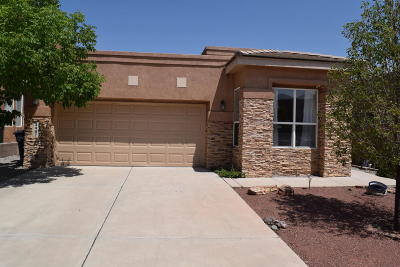 Rio Rancho Single Family Home For Sale: 3407 Lockerbie Drive SE