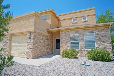 Rio Rancho Single Family Home For Sale: 5627 Sandoval Drive NE