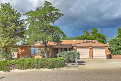 Single Family Home For Sale: 6440 Concordia Road NE