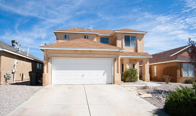 Rio Rancho Single Family Home For Sale: 1825 Gallinas Road NE