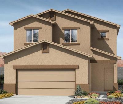 Albuquerque Single Family Home For Sale: 9331 Silver Mesa Street NW