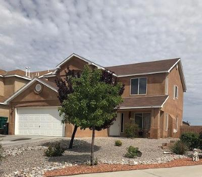 Rio Rancho Single Family Home For Sale: 1713 Gallinas Road NE