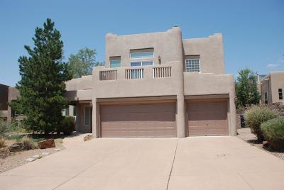 Albuquerque Single Family Home For Sale: 12605 Calle Del Oso Place NE