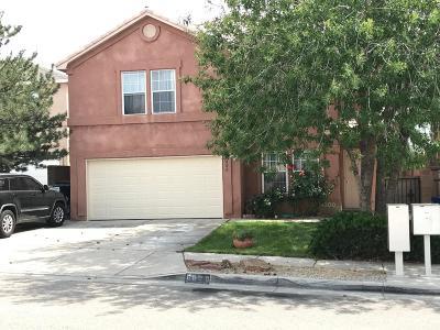 Single Family Home For Sale: 6800 Ladrillo Place NE