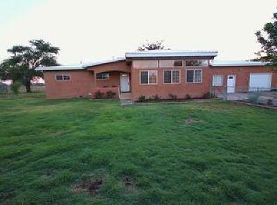 Valencia County Single Family Home For Sale: 4327 Kiva Trail