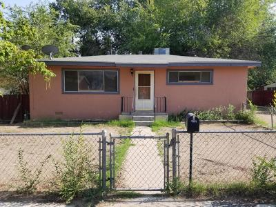 Albuquerque Single Family Home For Sale: 4904 Glendale Road NW