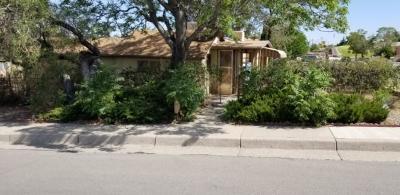 Albuquerque Single Family Home For Sale: 1823 High Street SE