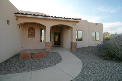 Rio Rancho Single Family Home For Sale: 725 Sonora Road NE