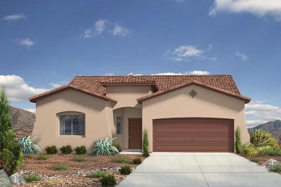 rio rancho Single Family Home For Sale: 7001 Mountain Hawk Loop Loop NE