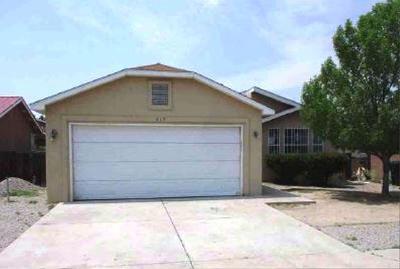 Albuquerque Single Family Home For Sale: 419 Saint James Place SW